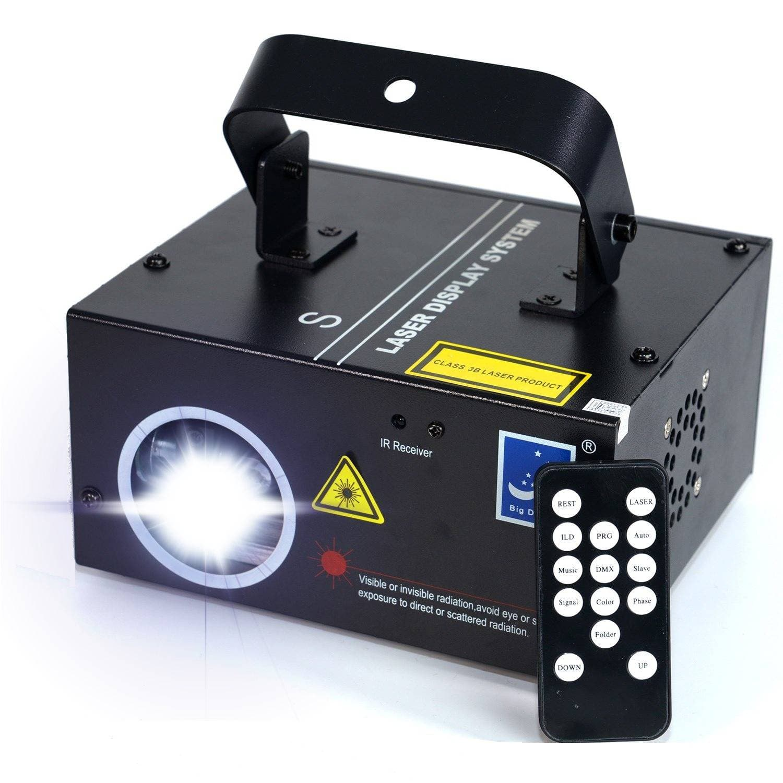 Программируемый лазерный проектор для рекламы, лазерного шоу и бизнеса Брянск